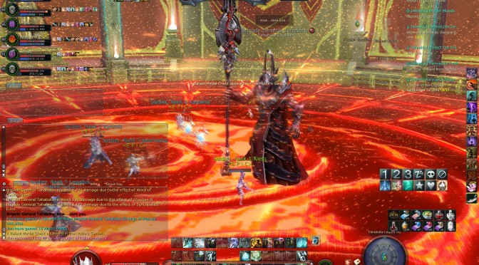 Random Aion Screenshot: EPIC vs Tahabata